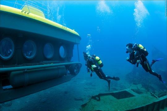 Submarino de Mogán