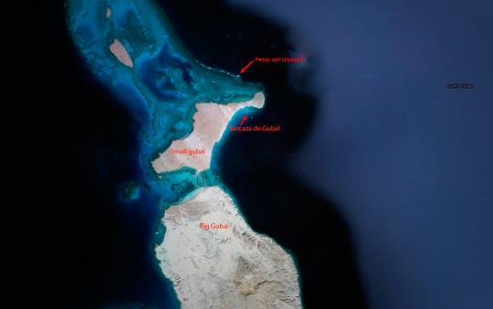 Gubal Island