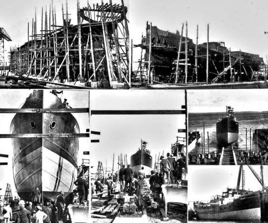Construcción del Nadir