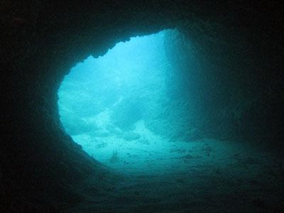 La cueva de la Virgen de cabo Cope
